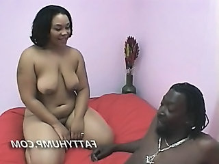 Chubby Ebony  Natural