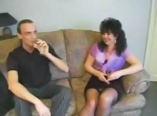 Drunk Mature Mom Old and Young Stockings
