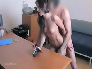 Amateur Casting Doggystyle