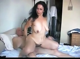 Amateur Chubby Hairy Homemade Mature Older  Wife