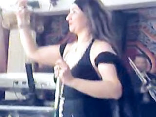 Amateur Arab Dancing Egyptian