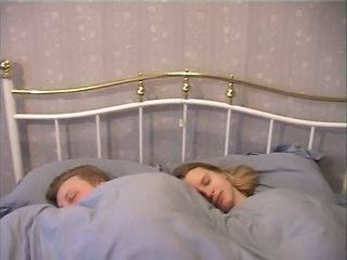 Sister Sleeping Teen British