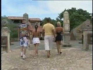 Groupsex Outdoor Swingers Vintage Italian Caught