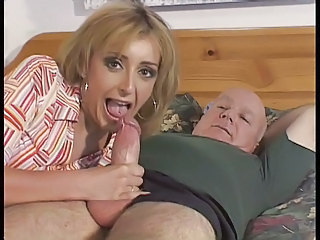 Blowjob Mature Older Wife