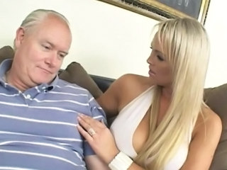 Daddy  Old and Young Wife