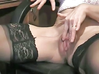 Mature Pussy Insertion