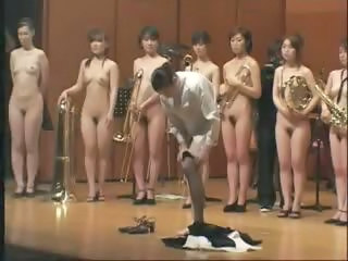 Asian Japanese Nudist Public Weird