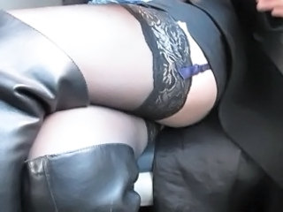 Stockings Upskirt Stockings
