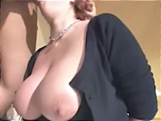 Big Tits Blowjob  Natural Boobs