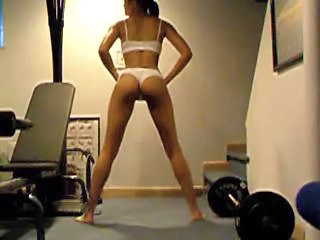 Amateur Ass Dancing Ebony Homemade Lingerie