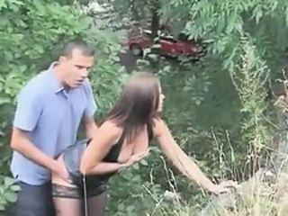 Clothed Girlfriend Outdoor Public Voyeur Outdoor