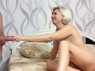 Amateur Handjob Mature Mom Old and Young Russian Amateur