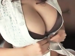 Amazing Big Tits Natural Stripper