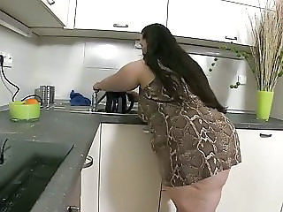 Kitchen  SSBBW