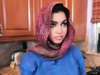 Arab Cute Kitchen Teen