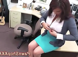 Amateur  Office Stripper Amateur
