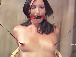 Bondage Fetish Nipples Slave