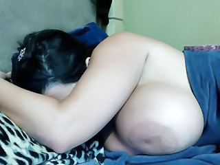Arab Big Tits Girlfriend Webcam