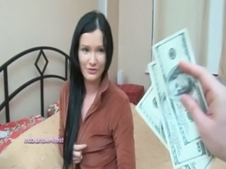 Brunette Cash Teen