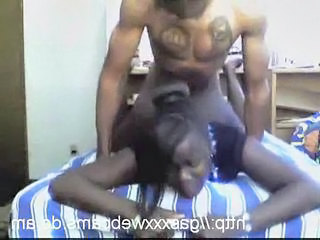 Doggystyle Ebony Girlfriend Webcam