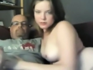 Daddy Daughter Old and Young Teen Webcam Amateur
