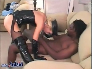 Blowjob Fetish Interracial Latex Pornstar Huge Leather