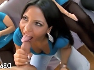 Blowjob   Party Small cock