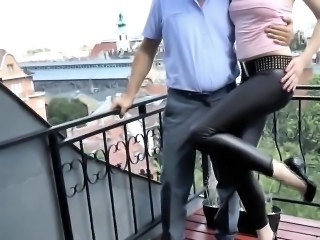 Amazing Daddy Old and Young Outdoor Teen