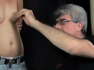 Daddy Nipples Old and Young Slave