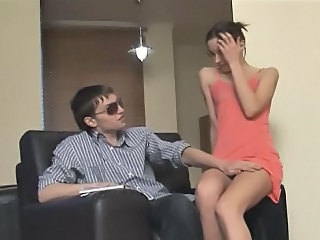 Girlfriend Russian Skinny Teen