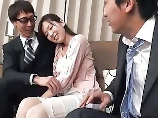 Asian Cuckold Japanese  Wife