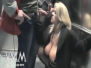 Big Tits Blowjob Clothed Mature Natural Nipples Piercing