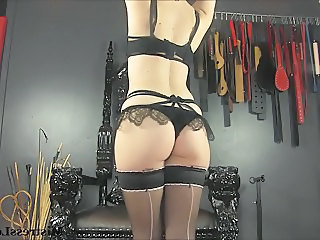 Ass Lingerie Stockings