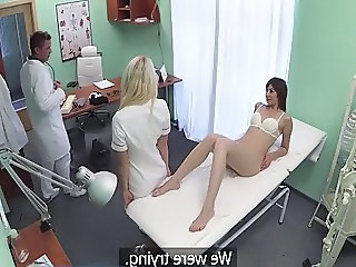 Babe Doctor HiddenCam Voyeur