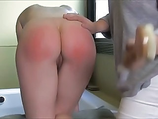 Spanking Bathroom