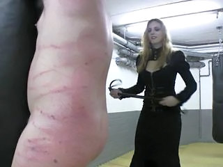 Bdsm Extreme Tied Mistress Leather