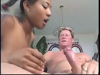 Daddy Interracial Old and Young Teen Perky
