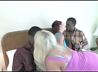 Groupsex Interracial  Amateur