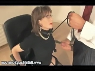 Fetish Glasses  Secretary