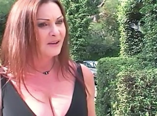 Mature Mom Natural Outdoor