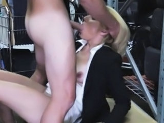 Blowjob Clothed  Office