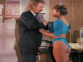 Amazing Ass  Office Pornstar Vintage