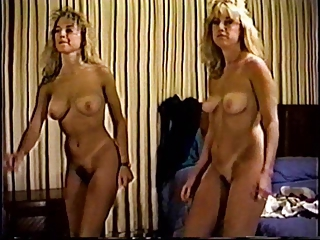 Amateur Blonde Dancing Erotic  Vintage