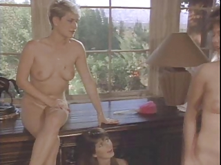 Office Pornstar Threesome Vintage