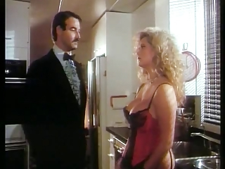 Big Tits Kitchen Lingerie  Pornstar Vintage Wife