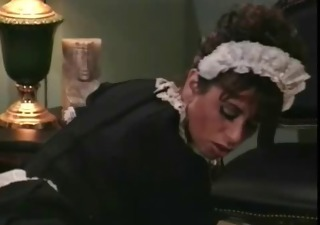 Maid  Pornstar Uniform Vintage