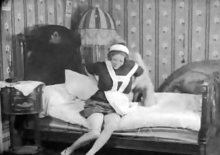 Amateur Maid Uniform Vintage Reality