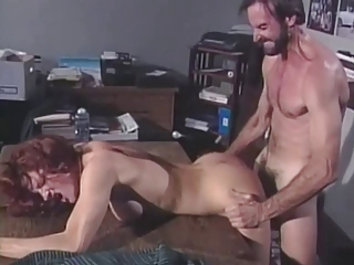 Anal Doggystyle Hardcore  Office Pornstar Vintage