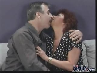 Kissing Mature Older Wife Nylon