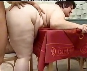 Doggystyle Hardcore Mature Mom Old and Young Plumper